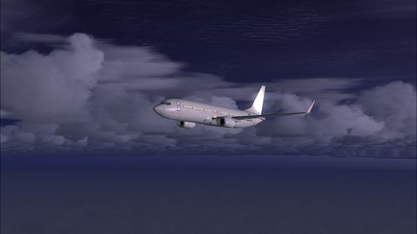 FSX+IF Screenshot: Seamless Global Weather