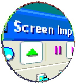 Screen Imp Graphic